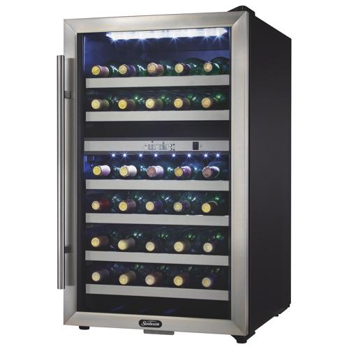 Atskiras šaldytuvas vynui