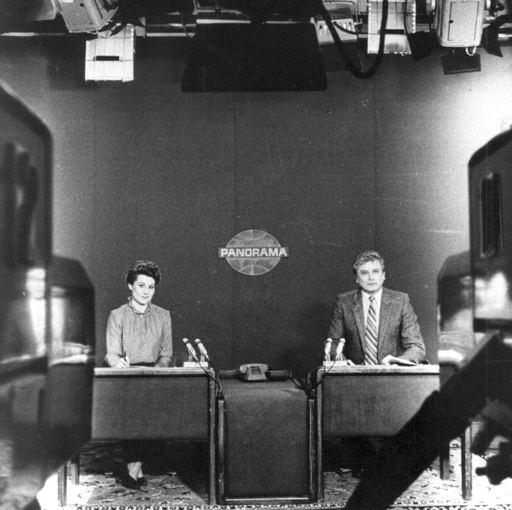 LRT archyvo nuotr./Regina Jokubauskaitė ir Juozas Baranauskas