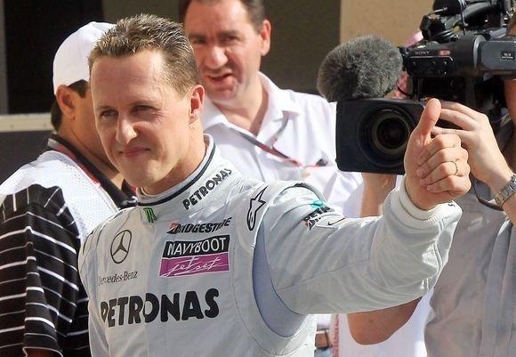 M.Schumacheris, Scanpix nuotr.
