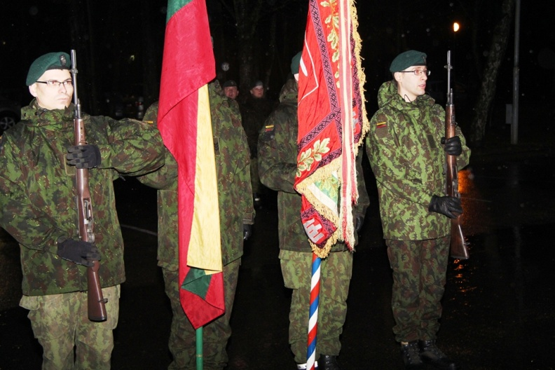 Vaidoto batalionui 22-eji