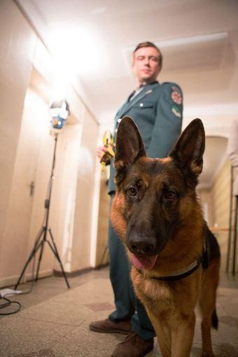 """TV3 nuotr./Kadras iš filmo """"Inspektorius Mažylis"""""""