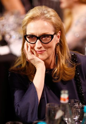 "AFP/""Scanpix"" nuotr./Meryl Streep"