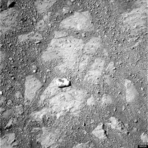 NASA nuotr./Sol 3540 nuotr.