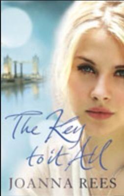 """Leidėjų nuotr./Simona Starkutė papuošė britų rašytojos Joannos Rees knygos """"The Key to It All"""" viršelį"""