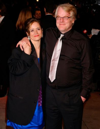 AOP nuotr./Philipas Seymouras Hoffmanas su mylimąja Mimi O'Donnell 2006-aisiais