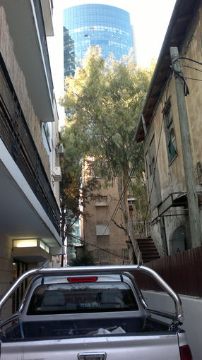 Raimundo Celencevičiaus nuotr./Tel Avivas ir Jaffa