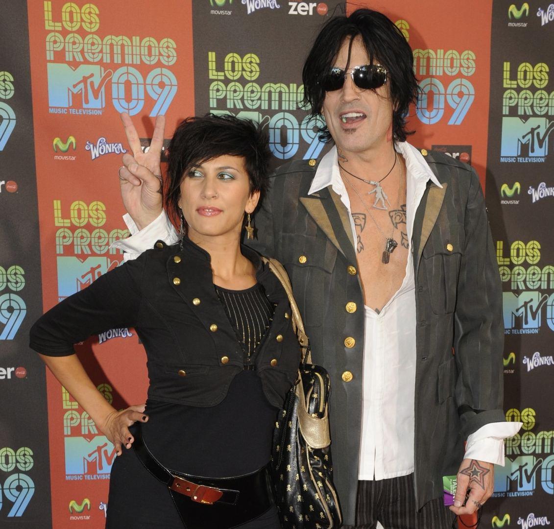Tommy lee and sofia toufa