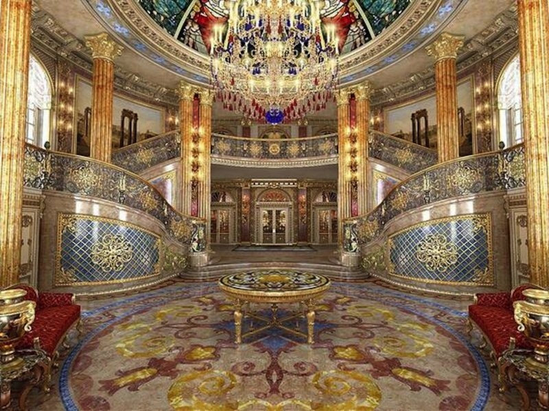 Ukrainos parlamentaro Jurijaus Ivaniuščenkos namai