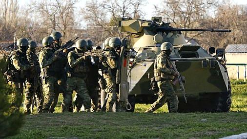 Россия может незаметно высадить десант под Даугавпилсом