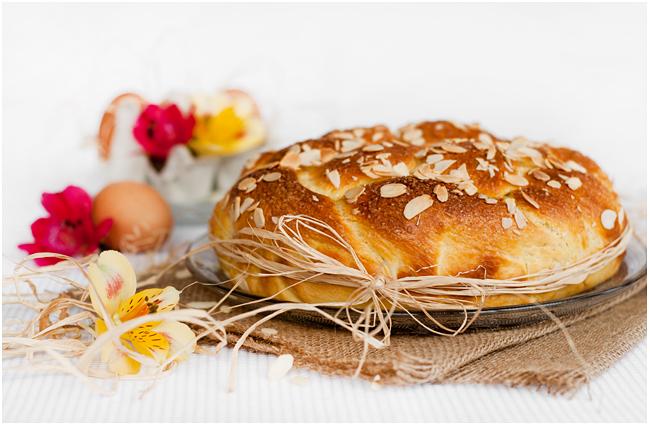 "Velykų duona ""Paska"""