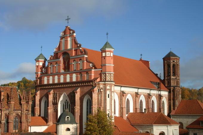 Vilniaus Šv. Pranciškaus ir Šv. Bernardinų bažnyčia