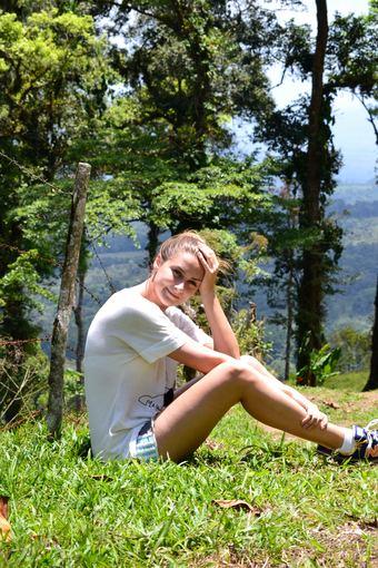 Asmeninio albumo nuotr./Erika Vyšniauskaitė Arenal vulkano nacionaliniame parke