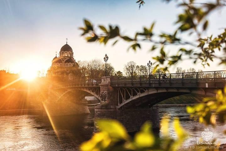 Tomas Liubertas/ Žvėryno tiltas