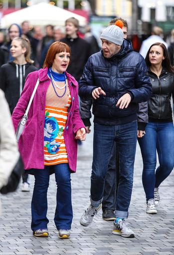 Luko Balandžio/Žmonės.lt nuotr./Kopenhagos gyventojų stilius