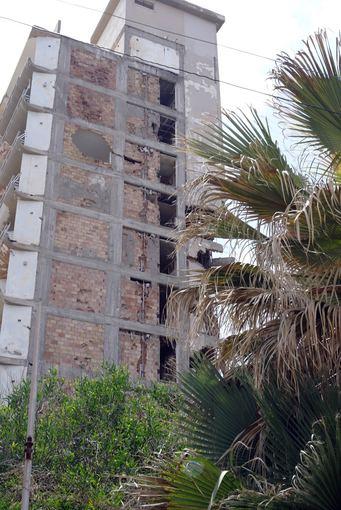 Jurgitos Lapienytės nuotr./Šiaurės Kipro šabakštynai