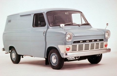 """Ford"" nuotr./""Ford Transit"""