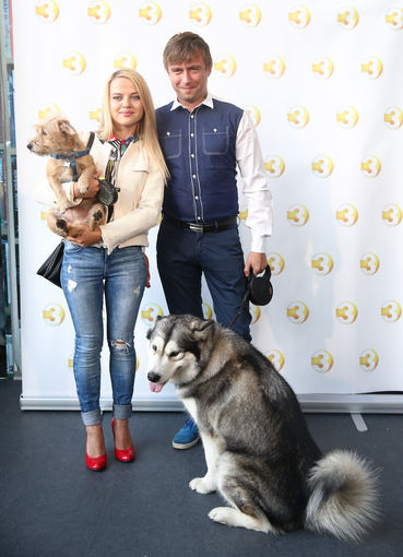 Luko Balandžio/Žmonės.lt nuotr./Marius Jampolskis ir Renata Uzialkaitė