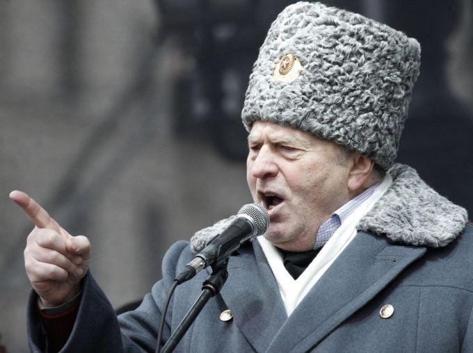 """""""Reuters""""/""""Scanpix"""" nuotr./Vladimiras Žirinovskis"""