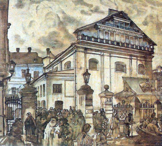 Senoji Vilniaus sinagoga