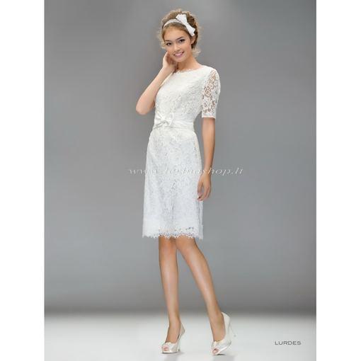 """""""Le Rina"""" nuotr./Viktorijos pasirinkta suknelė"""