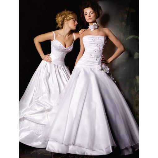 """""""Le Rina"""" nuotr./Laimos pasirinkta suknelė"""