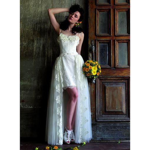 """""""Le Rina"""" nuotr./Malvinos pasirinkta suknelė"""