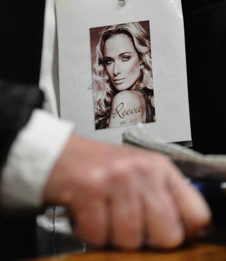 """AFP/""""Scanpix"""" nuotr./Reevos Steenkamp portretas"""