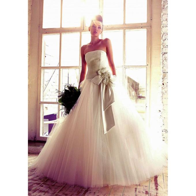 """""""Le Rina"""" nuotr./Sonatos pasirinkta suknelė"""