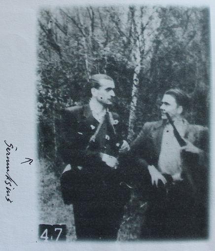 Salvijos nuotr./Krikštaponio rinktinės partizanų būrys