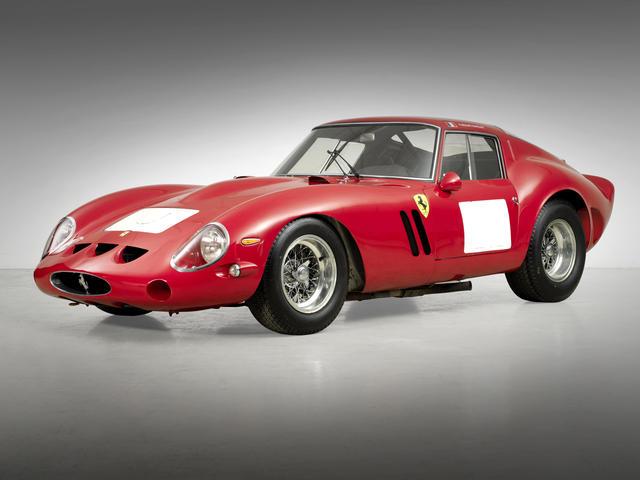 """""""Ferrari 250 GTO Berlinetta"""""""