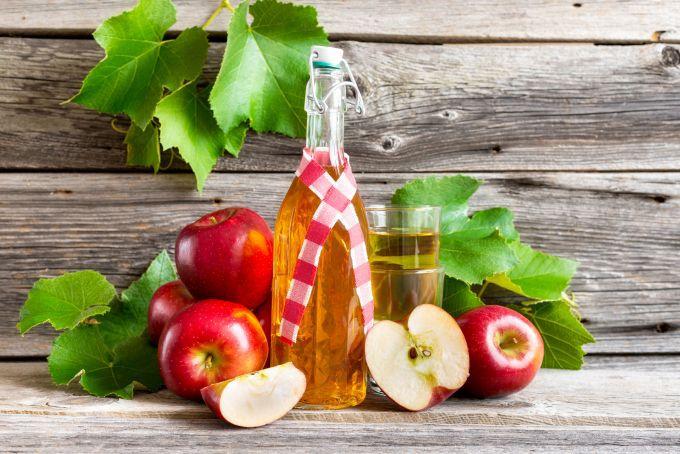 Eksperimentas – nutarė įsitikinti, ar obuolių actas padeda sulieknėti - DELFI Gyvenimas