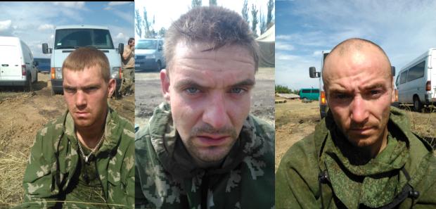 Sulaikyti rusų kariai