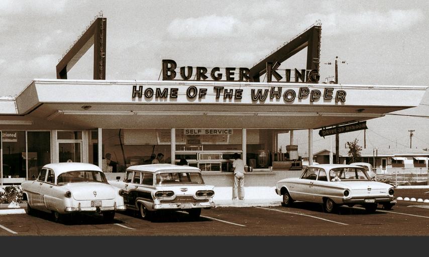 """""""Burger King"""""""