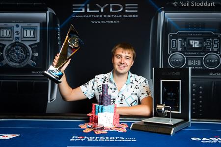 Iharis Soika / PokerStarsBlog.com nuotr