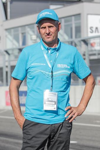"""Organizatorių nuotr./""""The Drivers' Fuel Challenge"""" varžybos"""