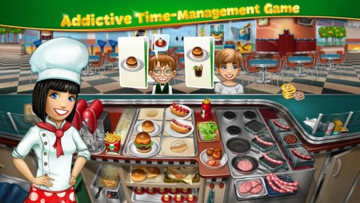 """Cooking Fever"""