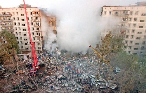 Sprogimas Rusijoje 1999 m.
