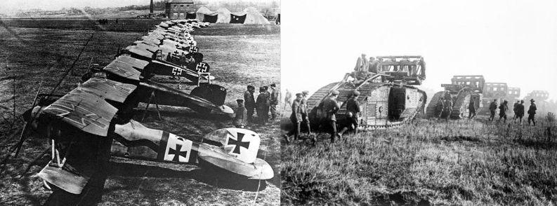 Pirmasis pasaulinis karas