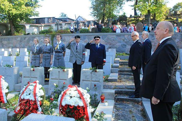 Antradienį minimos 75-osios sovietų invazijos į Lenkiją metines.