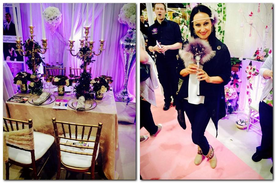 Inga Budrienė viešėjo Londone vykusioje vestuvių parodoje