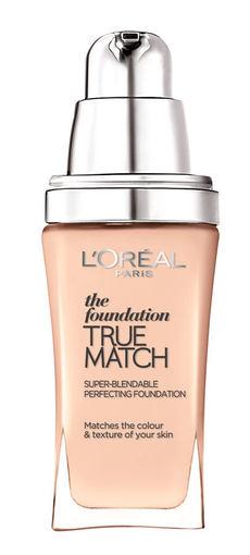 """L'Oréal Paris"" skystas makiažo pagrindas ""True Match"""