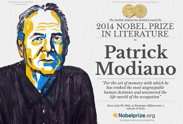 Patrickas Modiano