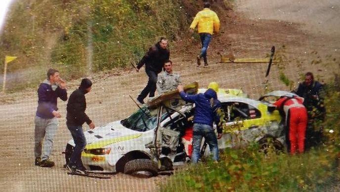 J.Vorobjovo avarija