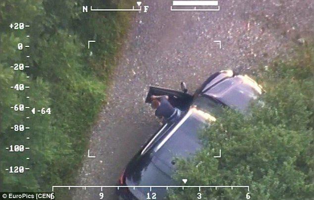 Vokietijoje BMW pavogęs lietuvis 240 km/val greičiu spruko į Čekiją