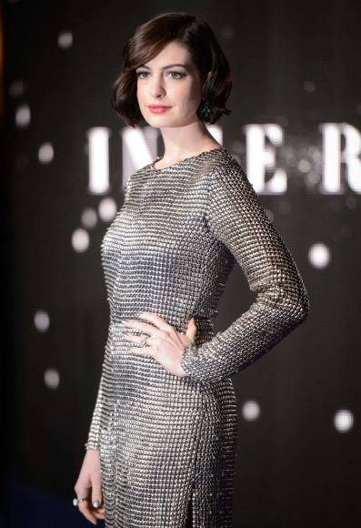 "AFP/""Scanpix"" nuotr./Anne Hathaway"