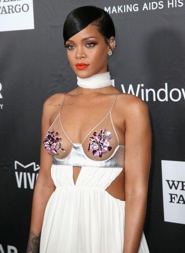 "AFP/""Scanpix"" nuotr./Rihanna"