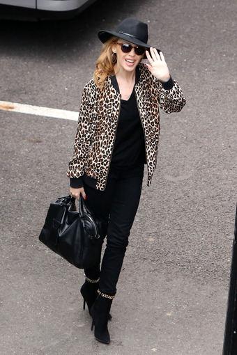 Teodoro Biliūno/Žmonės.lt nuotr./Kylie Minogue atvykimas