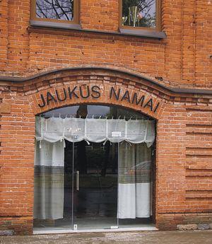 """Kimono"" fasadas"