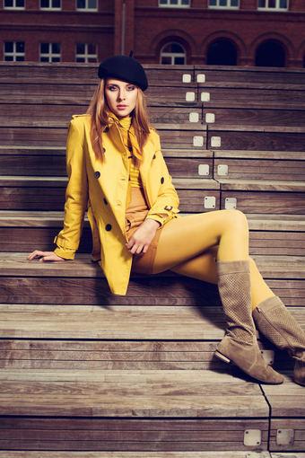 """""""Shutterstock"""" nuotr./Palikime geltoną saulei."""