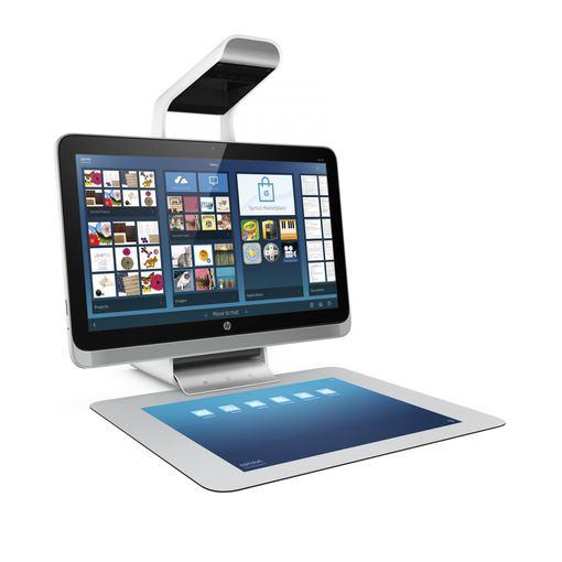 """Sca/Naujasis HP kompiuteris """"Sprout"""" suprojektuotas trimačiam spausdinimui"""